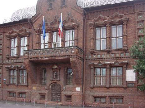 I.E. Tsvetkov Mansion, Moscow