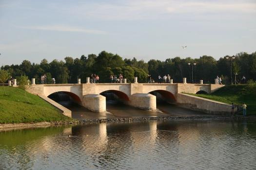 Barrage de Tsaritsino