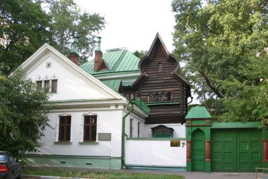 Vasnetsov Mansion, Moscow