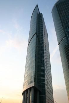 Naberezhnaya Tower B, Moscow