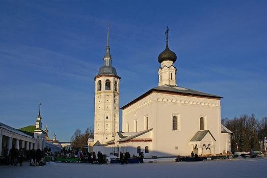 Auferstehungskirche, Susdal