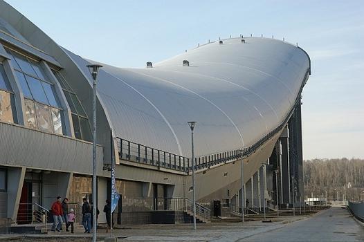 Snow Dome, Moskau