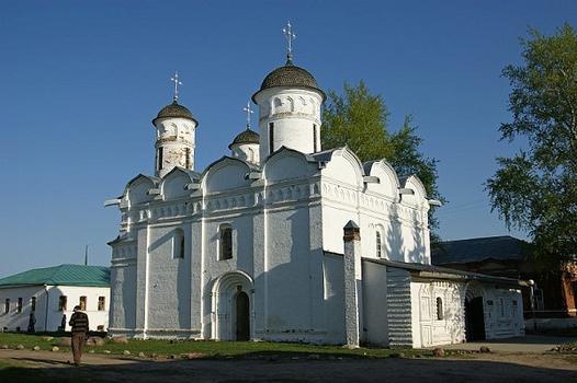 Monastère Rizopolozhensky – Eglise Rizopolozhensky