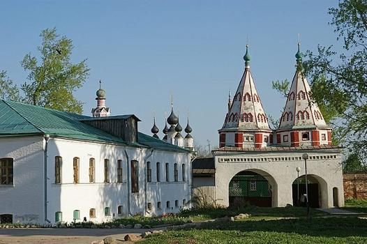 Monastère Rizopolozhensky