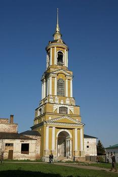 Monastère Rizopolozhensky – Clocher