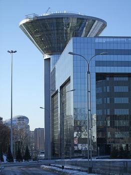 Verwaltungsgebäude des Moskauer Oblast