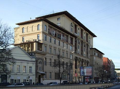 Haus der Polarforscher, Moskau