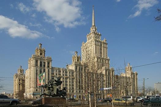 Hotel Ukraine, Moscou