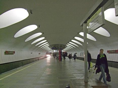 Metrobahnhof Otradnoje
