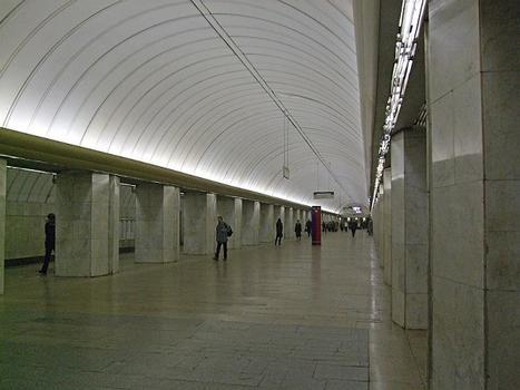 Metrobahnhof Petrowsko-Rasumowskaja