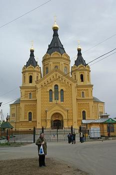 Alexander-Newsky-Kirche