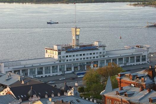 River Station, Nizhny Novgorod, Nizhny Novgorod Oblast, Russia