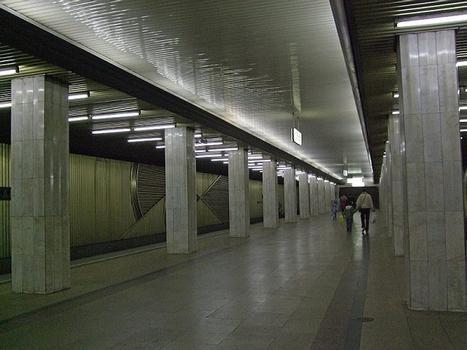 Metrobahnhof Uliza Podbelskogo