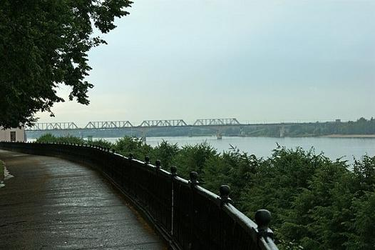 Pont-rail de Yaroslavl