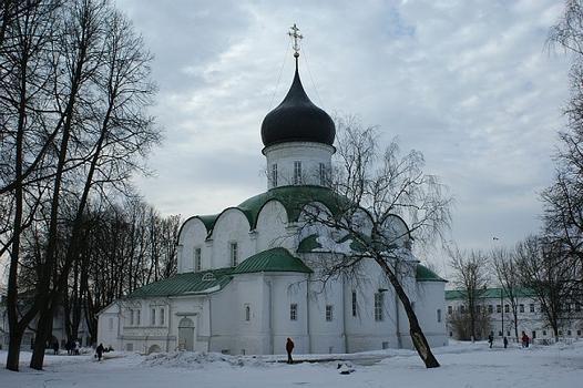 Alexandrowskaja Sloboda – Dreifaltigkeitskathedrale