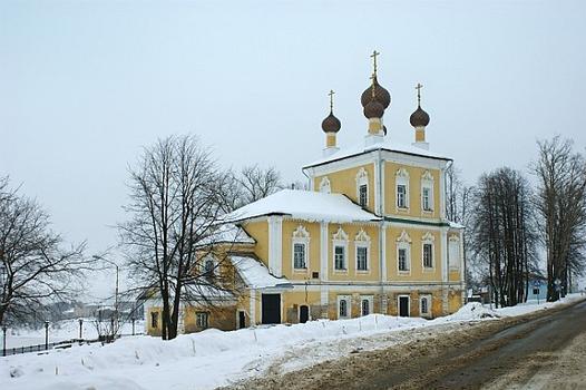 Eglise de Flora et Laure