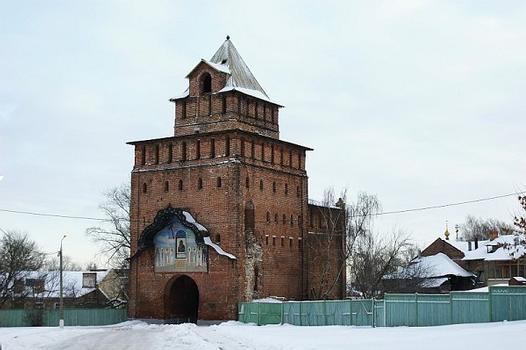 Kreml von Kolomna