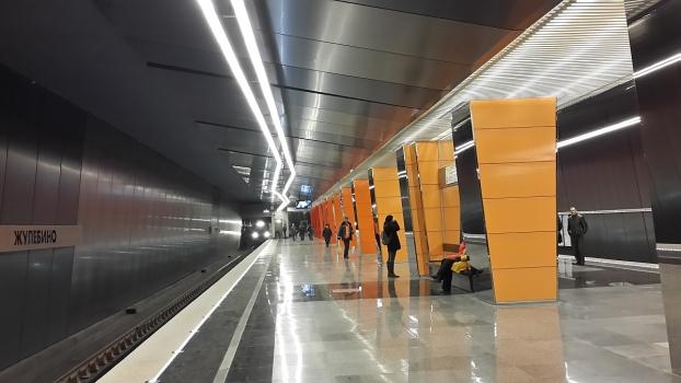 Tagansko-Krasnopresnenskaya-Linie