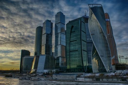 Mercury City Tower