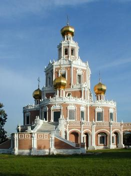 Church of the Intercession in Fili, Moscow