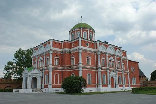 Kremlin de Toula – Cathédrale de l'Epiphanie
