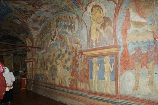 Cathédrale de la Sainte-Trinité du monastère Ipatiev