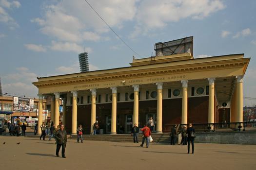 Dinamo-Metrobahnhof
