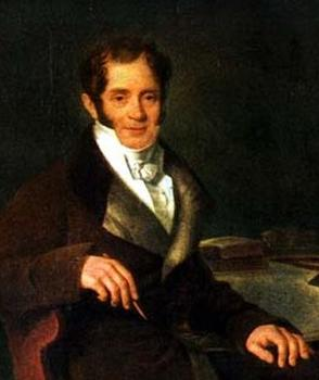 Carlo di Giovanni Rossi (by B. S. Mityar, 1820)