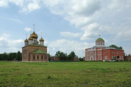 Kremlin de Toula – Cathédrale de l'Assomption & Cathédrale de l'Epiphanie