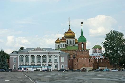Kremlin de Toula – Cathédrale de l'Assomption