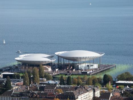 Arteplage at Neuchâtel