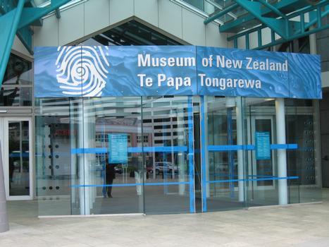 Te Papa Tongarewa, Wellington
