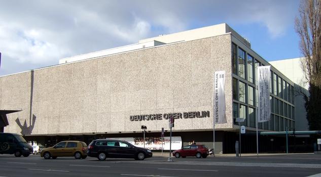 Deutsche Oper, Berlin-Charlottenburg