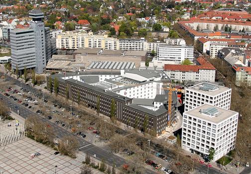 Haus des Rundfunks, Berlin-Charlottenburg