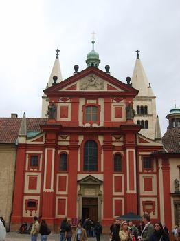 Prague - Saint George's Basilica