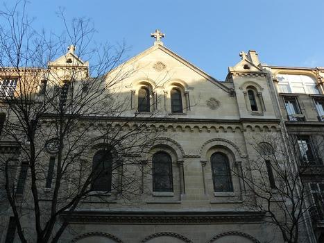 Eglise Saint-Charles de Monceau - Paris 17éme arrondissement