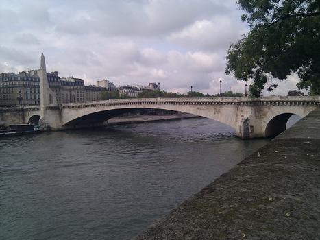 Pont de la Tournelle - Paris