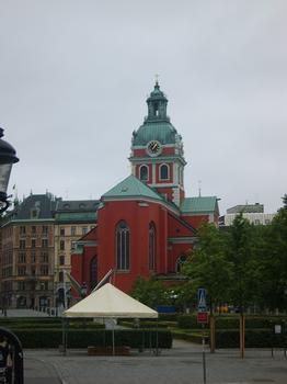 Eglise Saint-Jacques de Stockholm