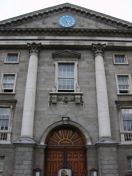 Trinity College, Dublin - Western Entrance