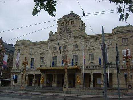 Théâtre Dramatique Royal, Stockholm