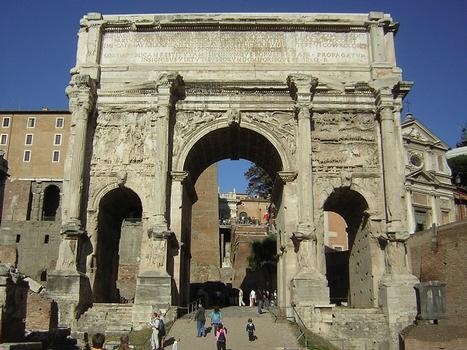 Triumphbogen des Severus
