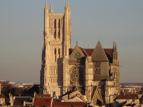 Cathédrale Saint Etienne, Meaux
