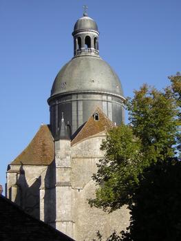 Collégiale Saint-Quiriace - Provins (77)
