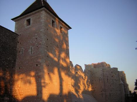 Remparts de la ville haute - Provins (77)