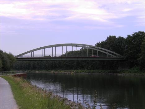 Rhine-Herne Canal - Bridge no. 324