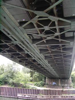 Rhine-Herne Canal - Railroad Bridge no. 329