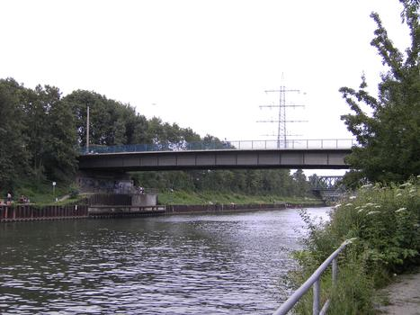 Rhine-Herne Canal - Bridge no. 327