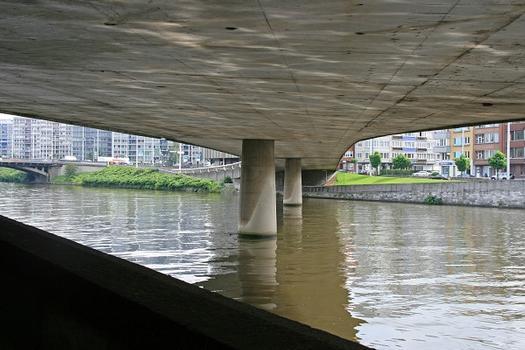 Pont biais (ou pont du Barbou)