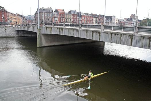 Liège, pont de Bressoux
