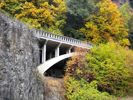 Abandoned Ocean Beaches Highway Bridge